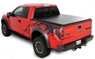 Toyota Pickup Folding Tonneau Covers - Advantage Torzatop Tri-fold Tonneau Cover