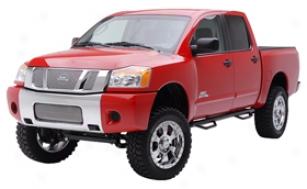 Toyota Tundra Nerf Bars - Smittybilt Nerf Steps