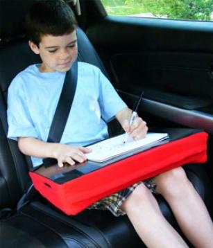 Trillium Lapcaddy Lap Desk, Be folded over Caddy Car Laptop Desk & Portable Lap Desks