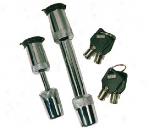 Trimax Keyed-alike Trailer Hitch & Coupler Lock Set - Trimax Hitch Lock & Coupler Lock Set