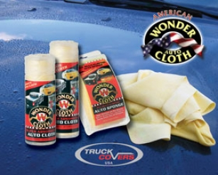 Truck Covers Usa American Wonder Auto Cloth Gift Pack, Truck Covers Usa - Auto Detailing Supplies - Cnamois & Towels