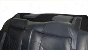 Volkswagen Rear Deck Covers - Dash Designs Carpet Rear Adorn Covers