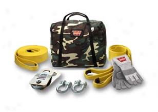 Warn Medium-duty Winch Accessory Kit 62858 Medium-duty Winch Accessory Kit