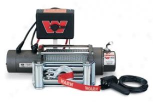 Warn Winch - Warn M6000, Warn - Winches - Winches - 5,000lb To 6,000lb