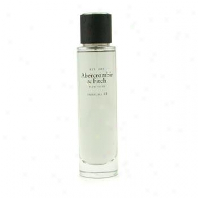 Abercrombie & Fitch Perfume 41 Eau De Parfum Spray 50ml/1.7oz