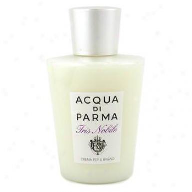 Acqua Di Parma Iris Nobile Bath Cream 200ml/6.7oz