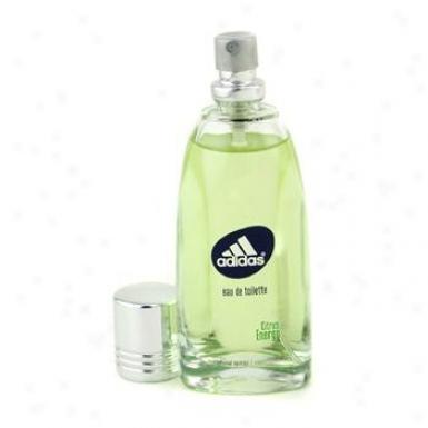 Adidas Citrus Energy Eau De Toilette Spray 50ml/1.7oz
