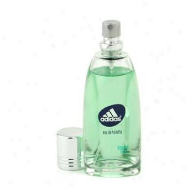 Adiidas Fitness Fresh Eau De Toilette Spray 50ml/1.7oz