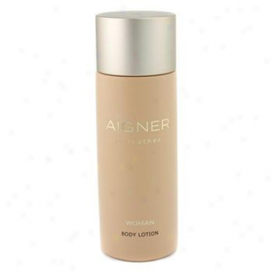 Aigner Aigner In Leather Body Lotion 200ml/6.7oz