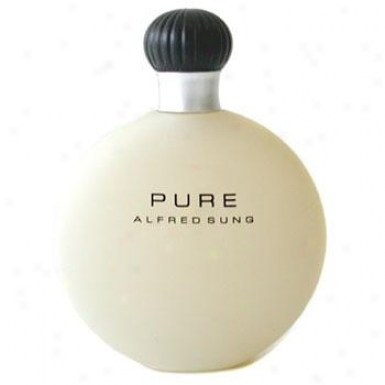 Alfred Sung Pure Eau De Parfum Spray 100ml/3.3oz