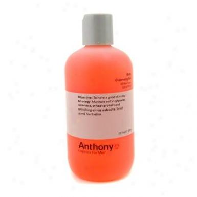 Anthony Logistics For Men Body Cleansing Gel - Citrus 237ml/8oz