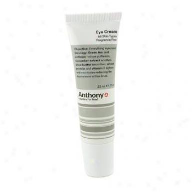 Anthony Logistics For Men Eye Cream 22ml/0.75oz