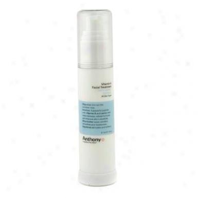 Anthony Logistics For Men Vitamin A Facial Treatment 47ml/1.6oz