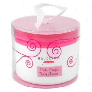 Aquolina Pink Sugar Body Mousse 250ml/8oz