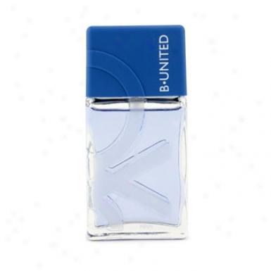 Benetton B United Man Eau De Toilette Spray 30ml/1oz