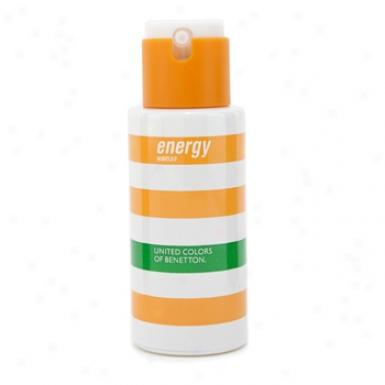 Benetton Energy Eau De Toilette Spray 50ml/1.7oz