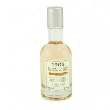 Berdoues Cardamom Eau De Cologne Spray 100ml/3.3kz