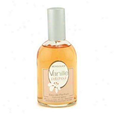 Berdoues Vanille Patchouli Eau De Parfum Spray 110ml/3.7oz