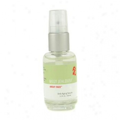 Billy Jealousy About Face Anti Aging Serum 29ml/1ooz