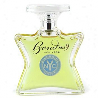Bond No. 9 Riverside Drive Eau De Parfum Spray 50ml/1.7oz