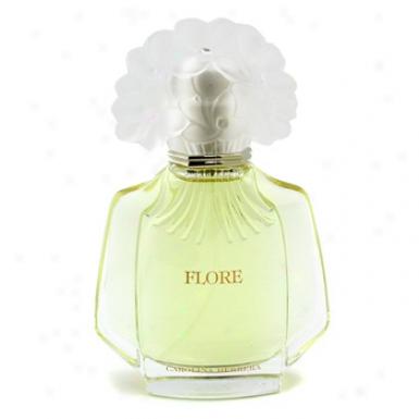 Carolina Herrera Flore Eau De Parfum Spray 100ml/3.4oz