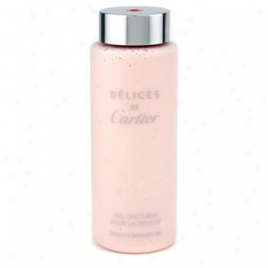 Cartier Delices De Cartier Shower Gel 200ml/6.7oz