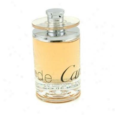 Cartier Eau Dee Cartier Essence D'orange Eau De Toilette Spray 100ml/3.3oz