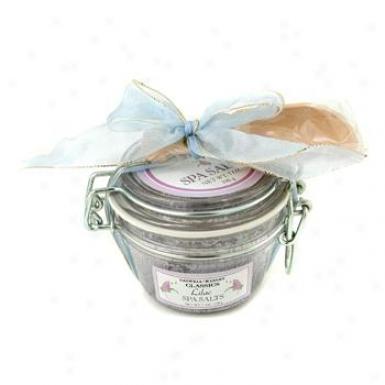 Caswell Masdey Lilac Spa Salts 198g/7oz