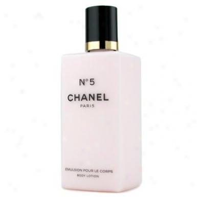 Chanel No.5 Body Lotion 200ml/6.7oz