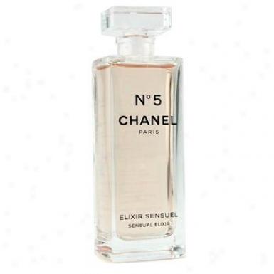 Chanel No.5 Sensual Elixir ( Coollection Lure ) 50ml/1.7oz