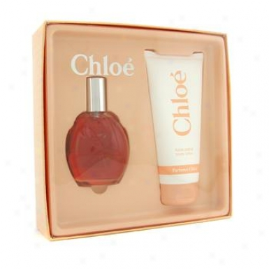 Chloe Chloe Coffret: Eau De Toilette Spray 90ml/3oz + Body Lotion 200ml/6.7oz 2pcs