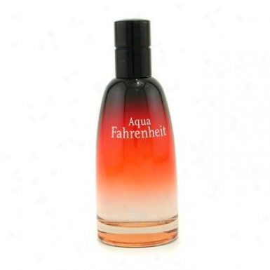 Christian Dior Aqua Fahrenheit Eau De Toilette Spray 75ml/2.5oz