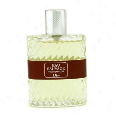 Christian Dior Eau Sauvage Fraicheur Cuir Eau De Toilette Spray 50ml/1.7oz