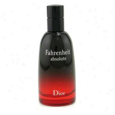 Christian Dior Fahrenheit Absolute Eau De Toilette Intense Spray 100ml/3.4oz