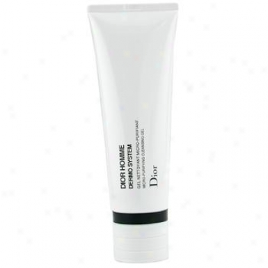 Christian Dior Homme eDrmo System Micro Purifying Cleansing Gel 125ml/4.5oz