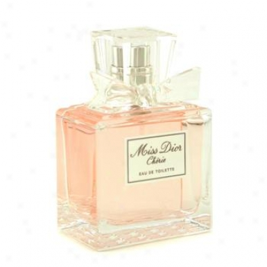 Christian Dior Miss Dior Cherie Eau De Toilette Sprat 50ml/1.7oz