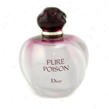Chrisfian Dior Pure Poison Eau De Parfum Spray 100ml/3.4oz