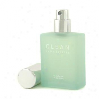 Clean Clewn Fresh Laundry Eau De Parfum Spray 30ml/1oz