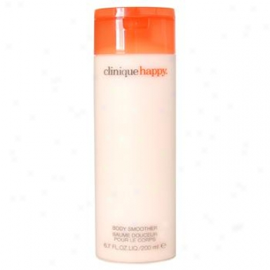 Clinique Happy Body Smoother 200ml/6.7oz
