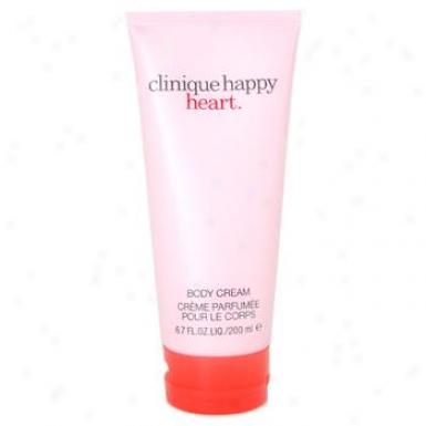 Clinique Happy Heart Body Cream 200ml/6.7oz