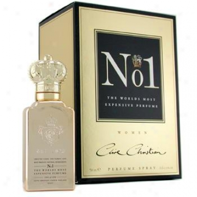 Clive Christian No.1 Perfume Spray 50ml/1 .oz