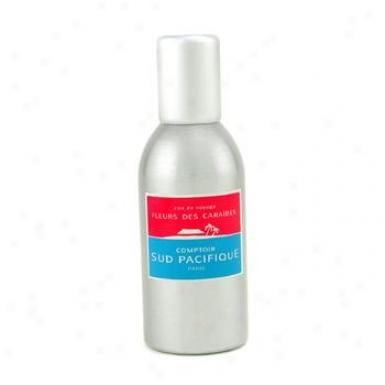 Comptoir Sud Pacifique Flejrs Des Caraibes Eau De Toilette Spray 100ml/3.4oz