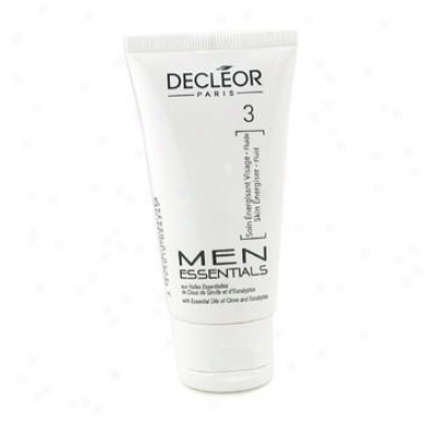 Decleor Men Essentials Skin Ensrgiser Fluid ( Tube ) 50ml/1.69oz