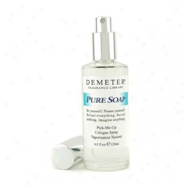 Demeter Pure Soap Cologne Spray 120ml/4oz