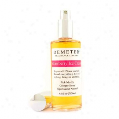 Demeter Straberry Ice Cream Cologne Spray 120ml/4oz