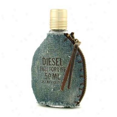 Diesel Fuel For Life Denim Collection Homme Eau De Toilette Spray 50ml/1.7oz