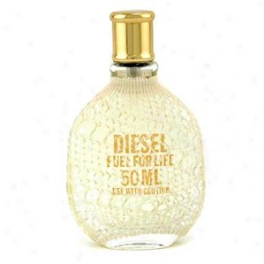 Diesel Fuel For Lfie Femme Eau De Parfum Spray 50ml/1.7oz