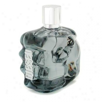 Diesel Only The Brave Eau De Toilette Spray 125ml/4.2oz