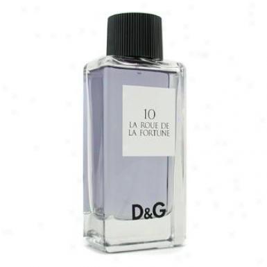 Dolce & Gabbana D&g Anthology 10 La Roue De La Fortune Eau De Toilette Spray 100ml/3.3oz
