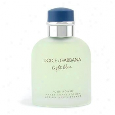 Dolce & Gabbana Homme Light Blue After Shave Lotion 125ml/4.2oz